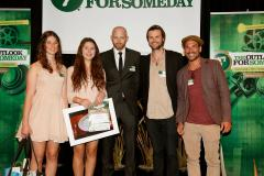 Winning Film - Weekday Vegetarian with Greg Roughan and Special Guests - The Someday Awards 2014