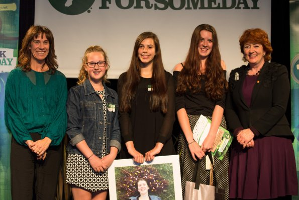 Winning Film - Original with Special Guest Hon Maggie Barry and Jackie van Beek - The Someday Awards 2015