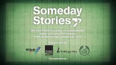 Someday Stories 2018 - Information Board