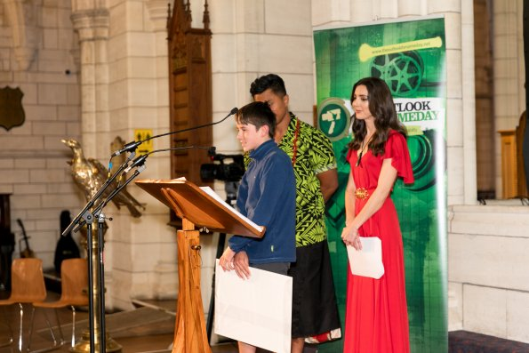 The Someday Awards 2018 - Sustainable People On Banks Peninsula - Marco Speech